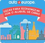 Dica de aluguel de carros | Auto Europe