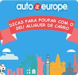 Dicas de aluguer de carros | Auto Europe
