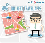The Best Travel Apps | Auto Europe