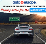 Motorway Driving Rules | Auto Europe Infographics