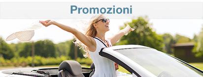 Promozioni sull'autonoleggio
