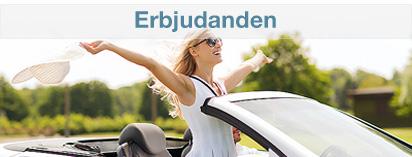 Hyrbilserbjudanden från Auto Europe