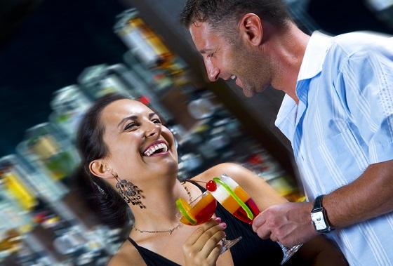 Flirten im Urlaub