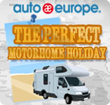 The Perfect Motorhome Holiday | Auto Europe Infographic