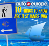 Saint James' Way Infographic