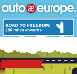 Road to Freedom | Auto Europe Infographic
