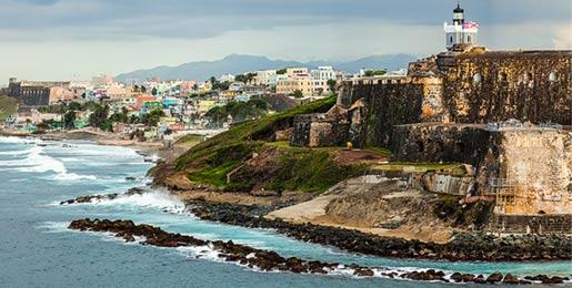 Aluguer de carros Porto Rico