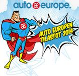 Auto Europen tilastot 2014
