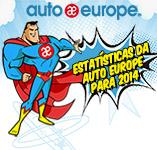 Estatísticas da Auto Europe para 2014 | Auto Europe aluguer de carros