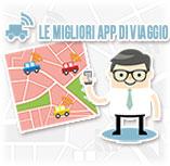 Infografica: Le migliori app di viaggio