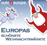 Infografik - Weihnachtsmärkte in Europa
