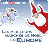 Infographie - Les meilleurs marchés de Noël en Europe