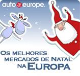 Os melhores Mercados de Natal na Europa | Auto Europe
