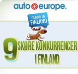 9 skøre konkurrencer i Finland | Auto Europe