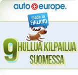 Infografiikka: 9 hullua kilpailua Suomessa