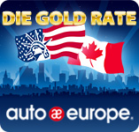 Auto Europe Mietwagen Gold Rate Paket