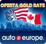 Wynajem samochodów w USA z Gold Rate