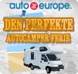 Den Perfekte Autocamper Leje | Infografik Auto Europe