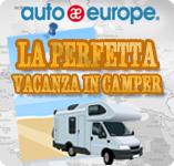 Infografica - Vacanze in camper