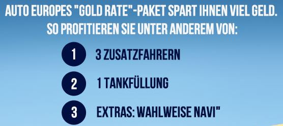 Gold Rate Überblick