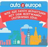 Infografik - Mietwagen Spartipps mit Auto Europe