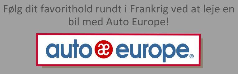 Em 2016 med Auto Europe