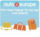 Infografik - Håndbagage regler