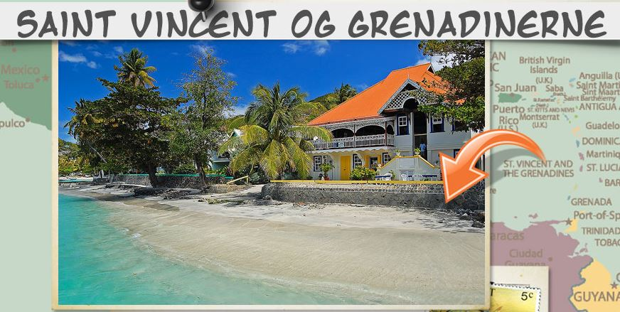 Saint Vincent og Grenadinerne