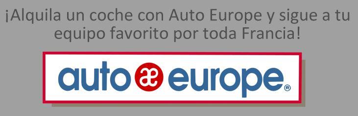 Eurocopa 2016 con Auto Europe