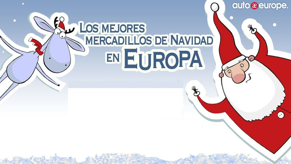 Infografía: Mercadillos de Navidad en Europa