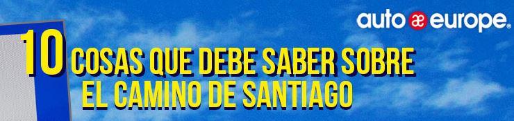 Infografía: El Camino de Santiago