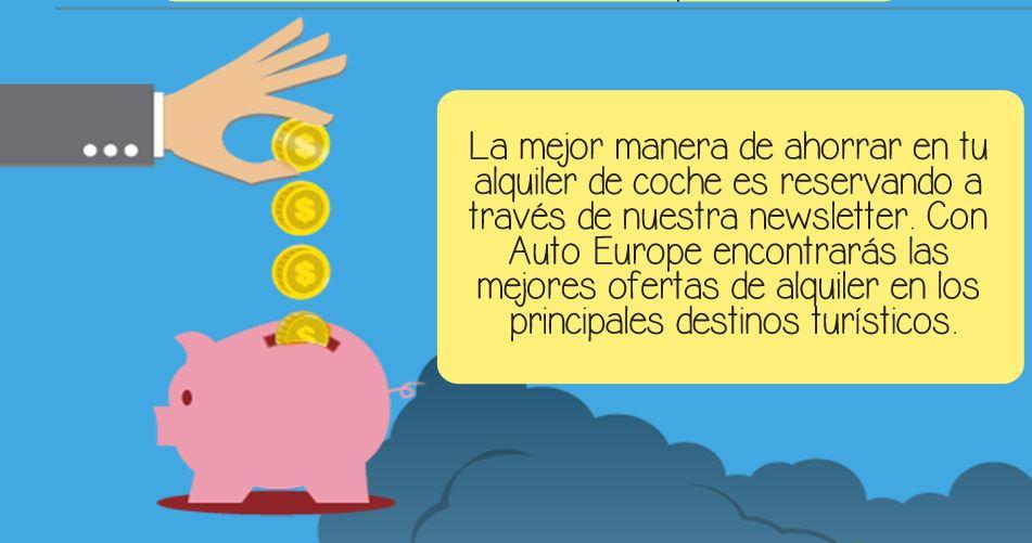 Ahorra con Auto Europe