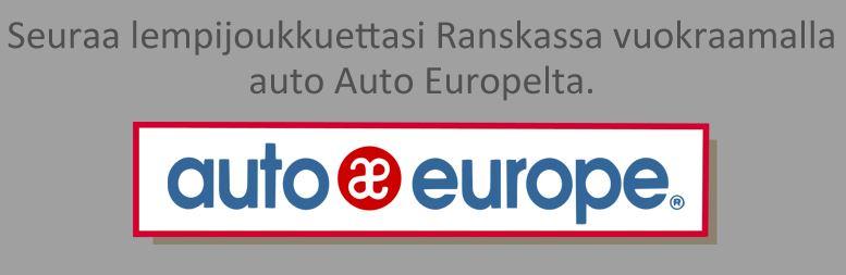Euro 2016 Auto Europe