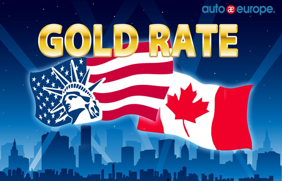 Infografiikka: Gold Rate