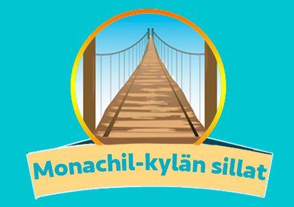 Monachil-kylän sillat