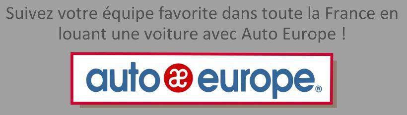 Euro 2016 avec Auto Europe