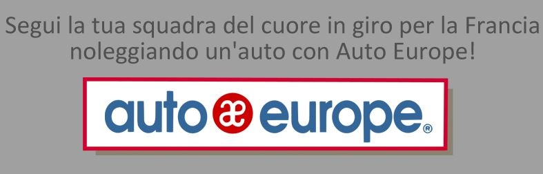 Euro 2016 con Auto Europe