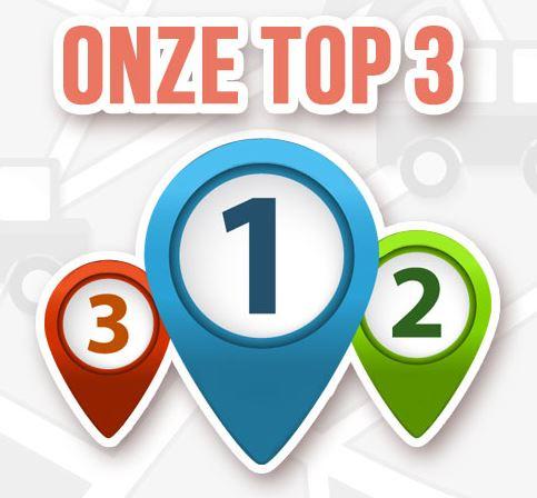 Onze top 3 reisapps