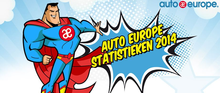 Auto Europe statistieken 2014