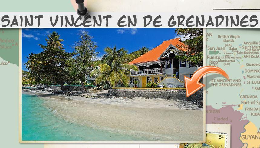 Saint Vincent en de Grenadines