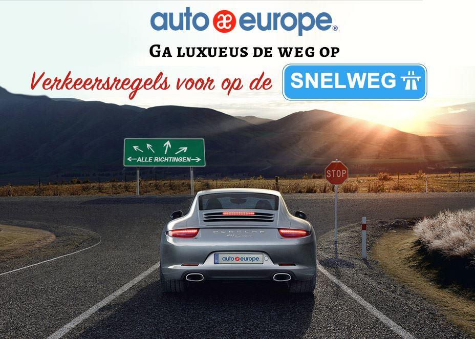 Infographic - Luxueus de weg op