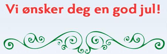 God Jul fra Sverige