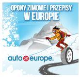 Infografika - opony zimowe w Europie