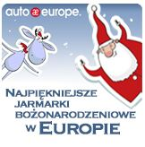 Infografika: jarmarki bożonarodzeniowe w Europie