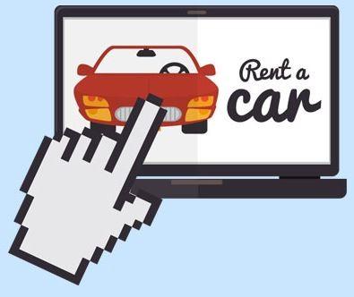 Infográfico: aluguer de carros sem problemas