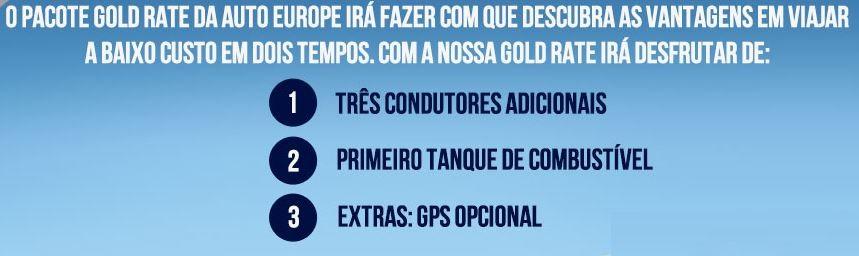 Gold Rate - Resumo