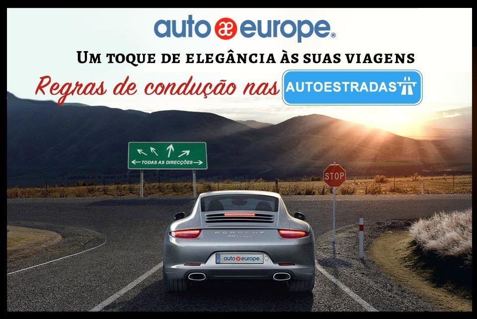 Infográfico: Conduza nas auto-estradas em grande estilo