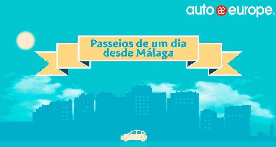 Infográfico: Málaga e arredores
