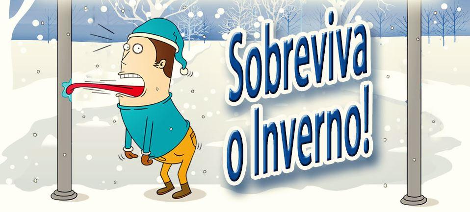 Infográfico: como sobreviver ao Inverno