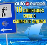 10 Curiosidades sobre o Caminho de Santiago | Auto Europe aluguer de carros